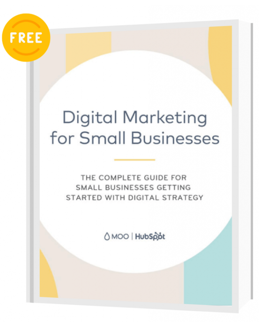 Digital Marketing For Small Business  - Free Guide