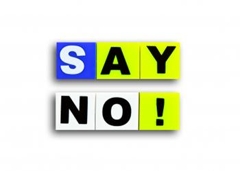 Do You Find it Impossible to Say 'NO'?