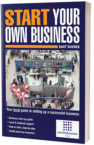 Start Your Own Business in East Sussex
