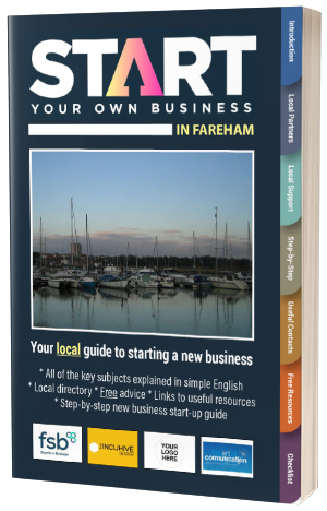 Start Your Own Business in Fareham