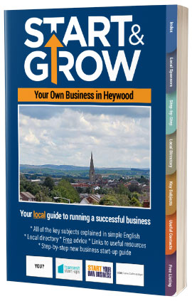 Start & Grow Your Business in Heywood