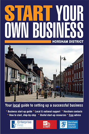 Start Your Own Business In Horsham
