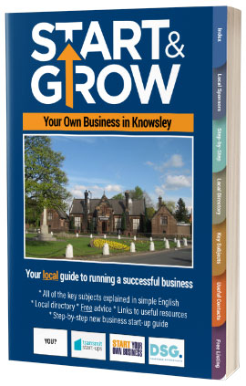 Start & Grow Your Business in Knowsley