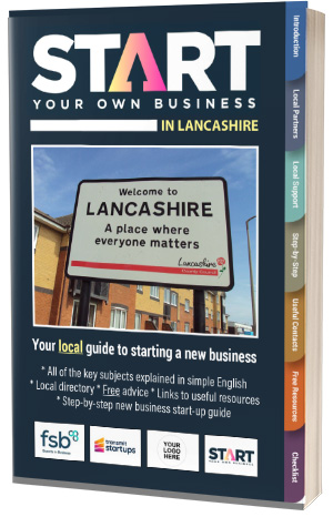 Start Your Own Business in Lancashire