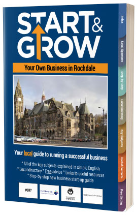 Start & Grow Your Business in Rochdale
