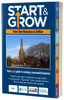 Start & Grow Your Business in Sefton