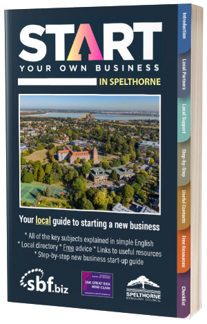 Start Your Own Business in Spelthoprne