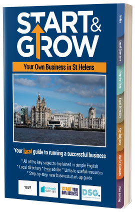 Start & Grow Your Business in St Helens