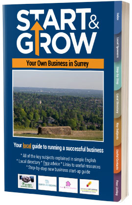 Start & Grow Your Business in Surrey