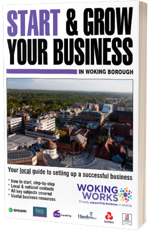 Start Your Own Business in Woking