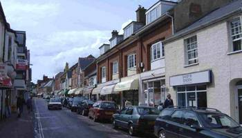 Starting a business in Budleigh Salterton