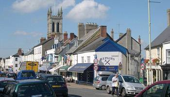 Starting a business in Honiton