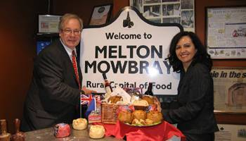 Starting a business in Melton Mowbray