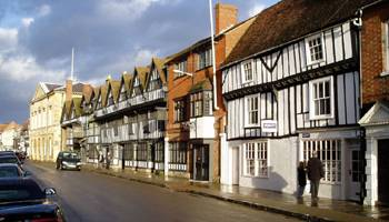 Starting a business in Stratford Upon Avon